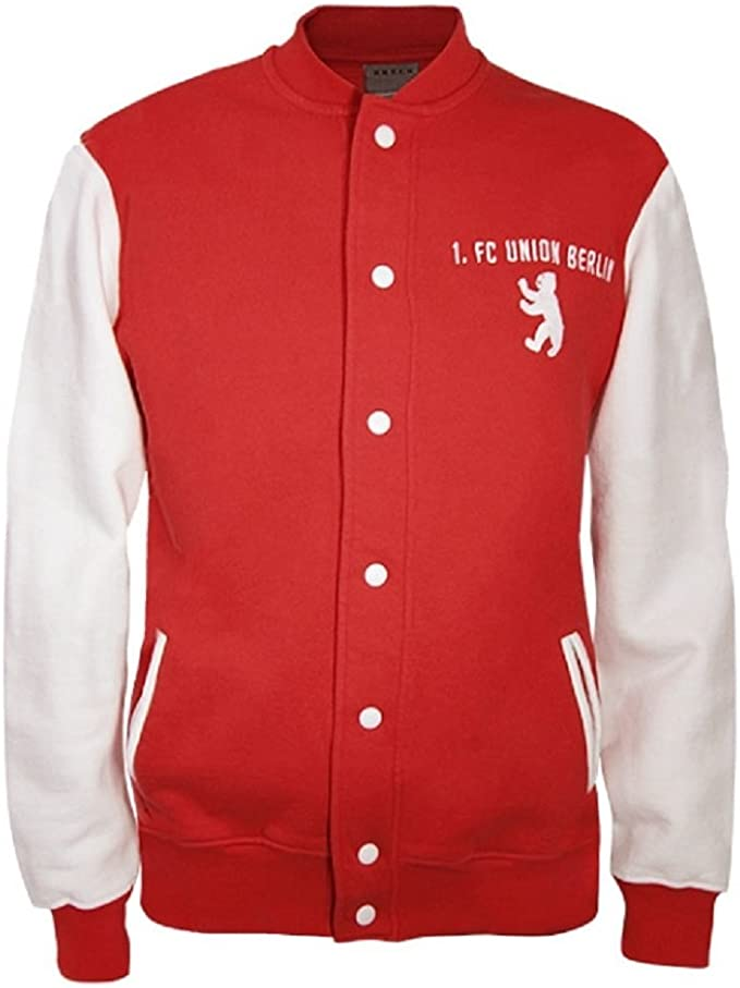 union berlin college jacke
