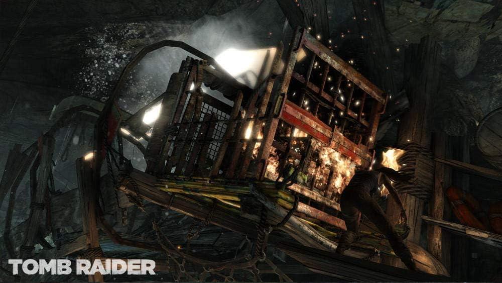 Tomb Raider Hd - Definitive Edition [Importación Francesa]: Amazon ...