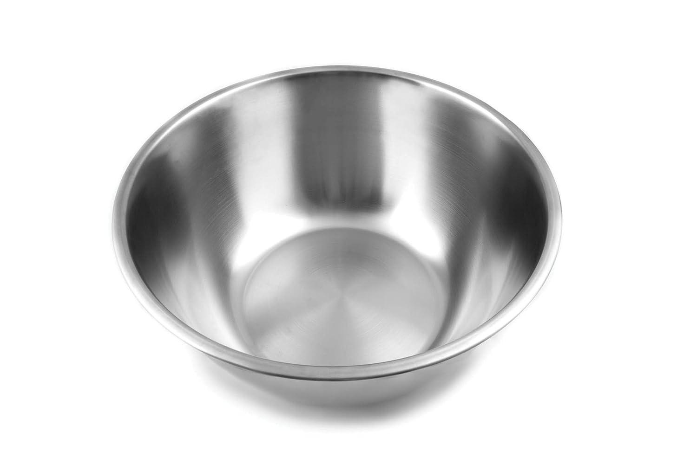 Fox Run 7330 Large Mixing Bowl 10.75-Quart Stainless Steel
