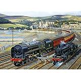 Gibsons Gateway to Snowdonia Jigsaw Puzzle, 1000 piece