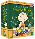 English school with Charlie Brown DVD-BOX (4DISC) [※日本語音声字幕なし] 学習 勉強 会話 ( チャーリー・ブラウン と 英語の学校 ) アニメ スヌーピー チャーリーブラウン [DVD] [Import]