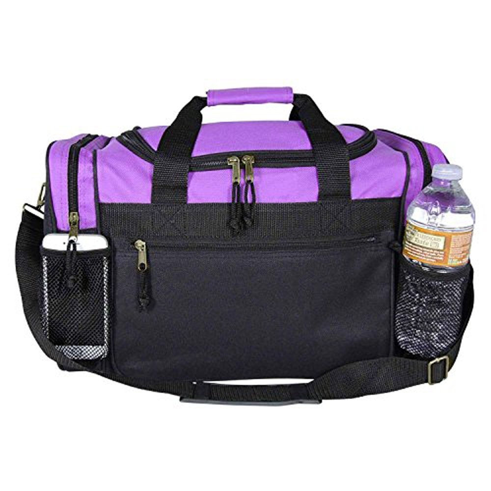 ProEquip 17'' Carry on Travel Size Sport Luggage (Purple)