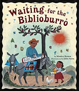 Book Cover: Waiting for the Biblioburro