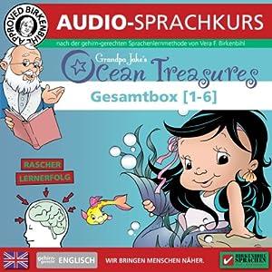Englisch gehirn-gerecht: Ocean Treasures 1 - 6 (Birkenbihl Sprachen) Hörbuch
