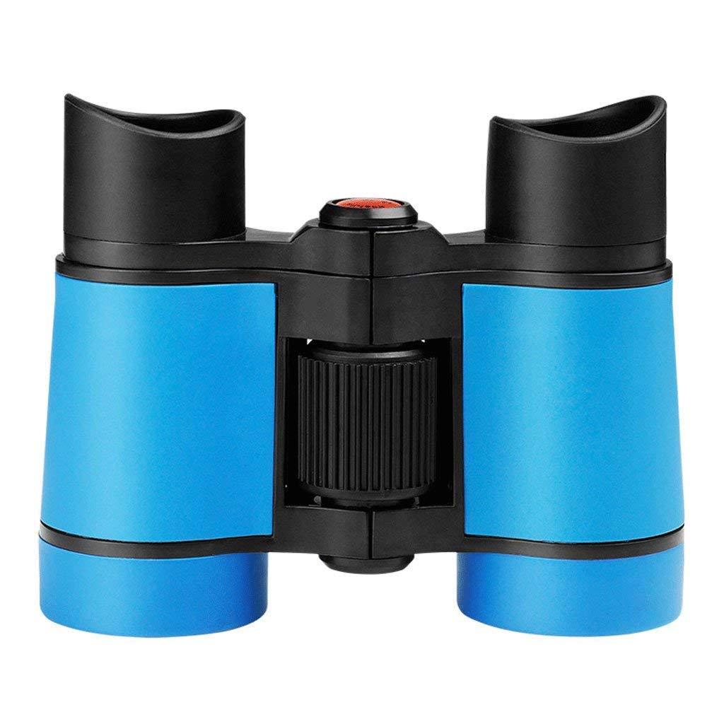 新品 FLYSXP ファッションダブルバー 高精細 主要な学校用メガネ 丈夫な双眼鏡 ブルー 028   B07KZRXCB1, インポート海外ワンピース PAESE 420879ba