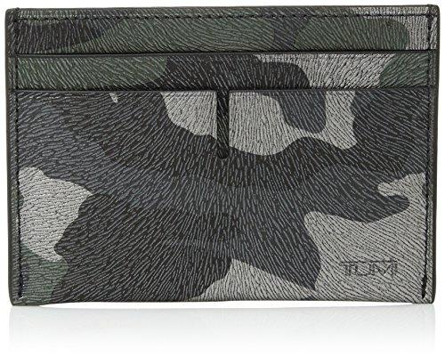Slim Tundra Camo Card Tumi Nassau Case Men's Lock Id IxW80pU