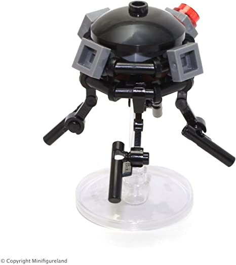 LEGO Star Wars Minifigure Imperial Probe Droid From Set 75138