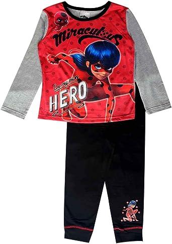 Miraculous Ladybug - Pijama - para niña