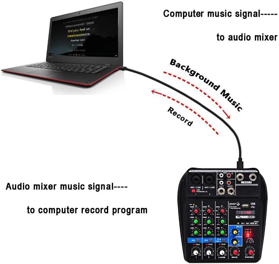 Musical Instruments Mixers ghdonat.com webcast Renewed K song A4 ...