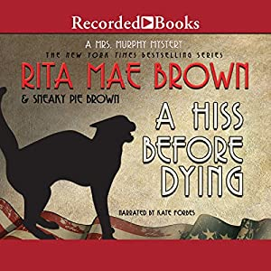 A Hiss Before Dying Audiobook