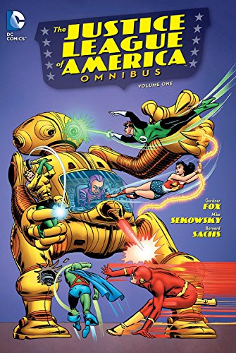 Justice League of America Omnibus Vol. 1 by imusti