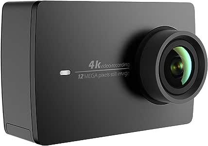 Yi 4K Aksiyon Kamera Siyah Aksiyon Kamera