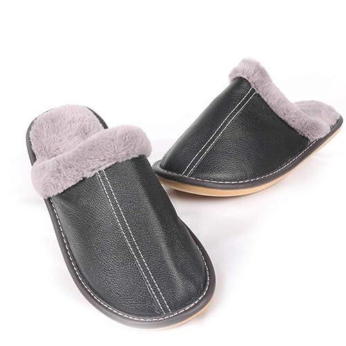 Algodón Zapatilla Zapatillas Interior Zapatillas De Casa Pantuflas Antideslizan: Amazon.es: Zapatos y complementos