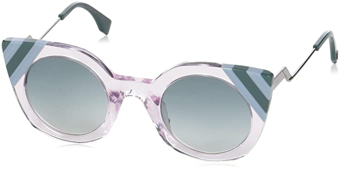 401379dd6d Image Unavailable. Image not available for. Color  Fendi Womens Women s  Ff0240 S 47Mm Sunglasses