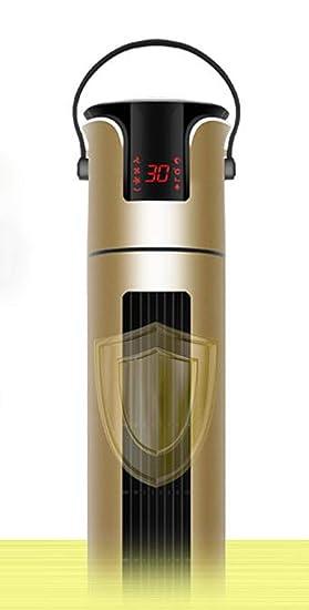 estufa Calentador calefactor material ABS Ecológico mando a distancia Mecánico Doble uso pantalla LED 120 °