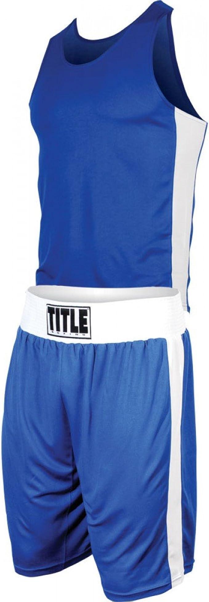 Title Boxing Aerovent Elite Amateur Boxing Set (Original)