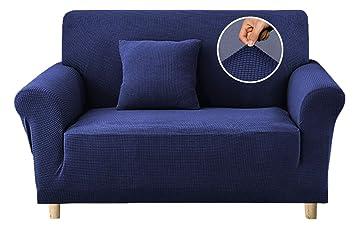 Fundas grandes de tela de Jacquard para sofá de 1, 2 o 3 ...