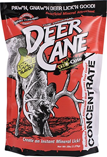 Evolved Habitats Deer Cane Apple UV Deer Attractant