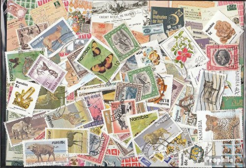 Namibia - Southwest 500 Different Stamps South-West-Africa/Namibia (Stamps for Collectors)