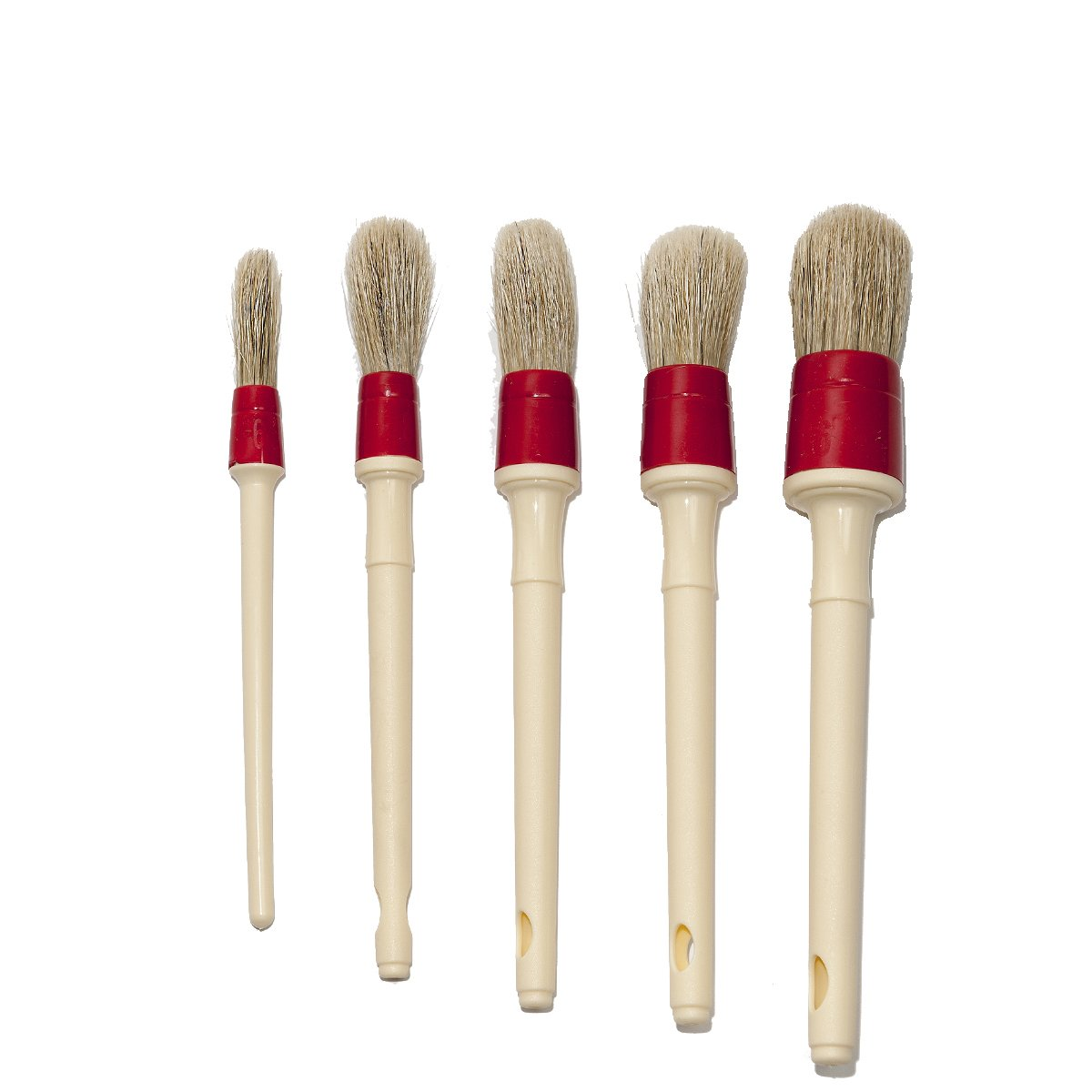 Gloss-it GDBS-5 Detail Brush Set