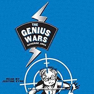 The Genius Wars Hörbuch