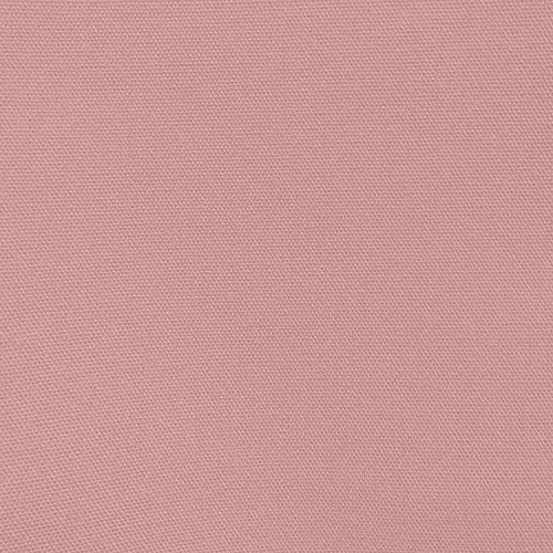 Ultimate Textile -5 Dozen- Cotton-Feel 17 x 17-Inch Cloth Napkins, Dusty Rose Light Pink by Ultimate Textile (Image #3)