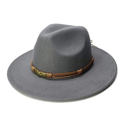 556a320d Amazon.com: MTX-Hats Various Styles Women Men Wool Vintage Gangster ...