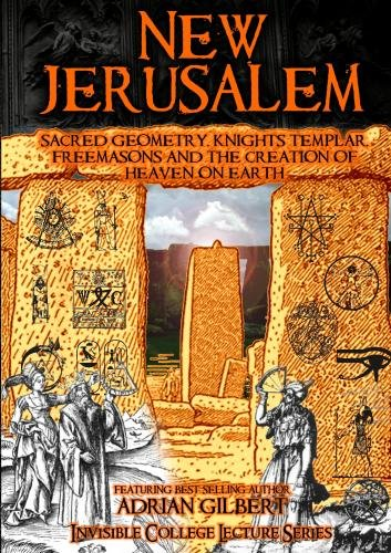 Price comparison product image New Jerusalem: Sacred Geometry, Freemasons and the Creation of Heaven on Earth