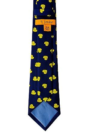 Corbata del niño de Retreez, diseño a rayas, 8 - 10 años, varios ...