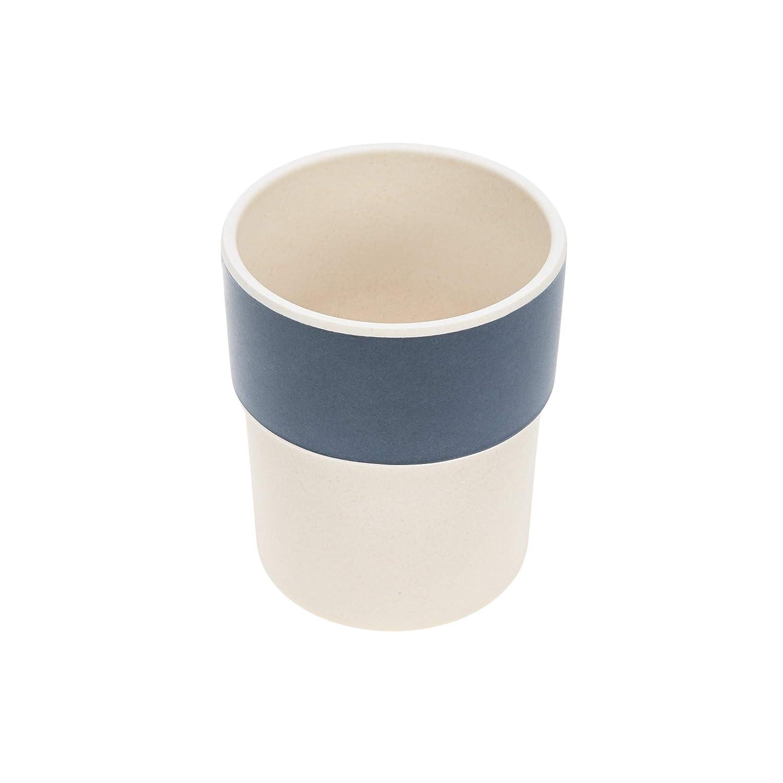 Lassig 1310018435 Bambus Geschirr Set Glama Lama Blue Blau Laessig