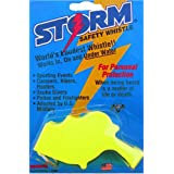 Storm All-Weather Safety Whistle - YELLOW