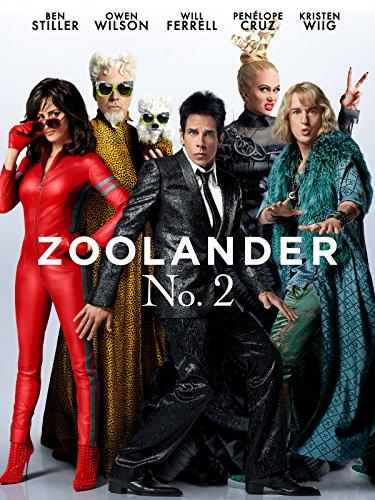 Filmcover Zoolander 2