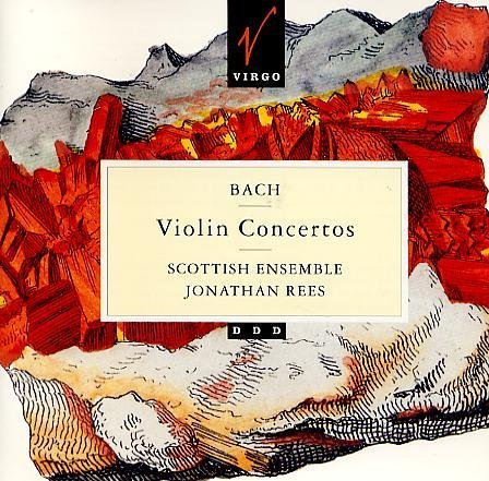 Bachl:Violin Ctos. by Bach