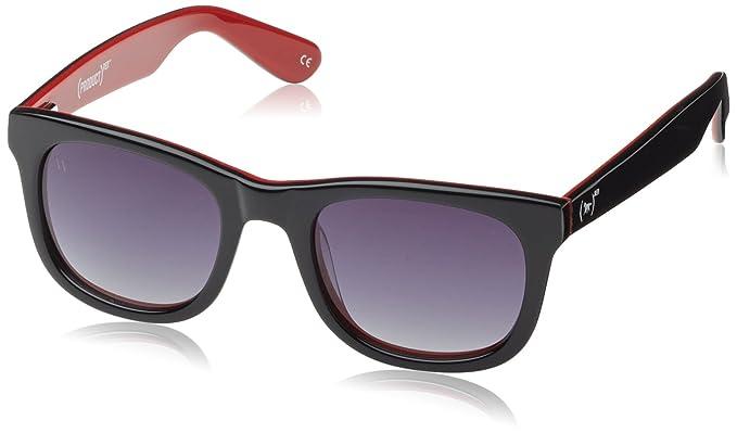 Wolfnoir, KIARA RED - Gafas De Sol unisex multicolor (negro ...