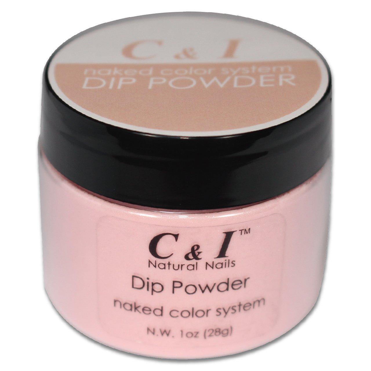 C & I Dip Powder Color No.009 MistyRose Naked Color System Freyr Trading