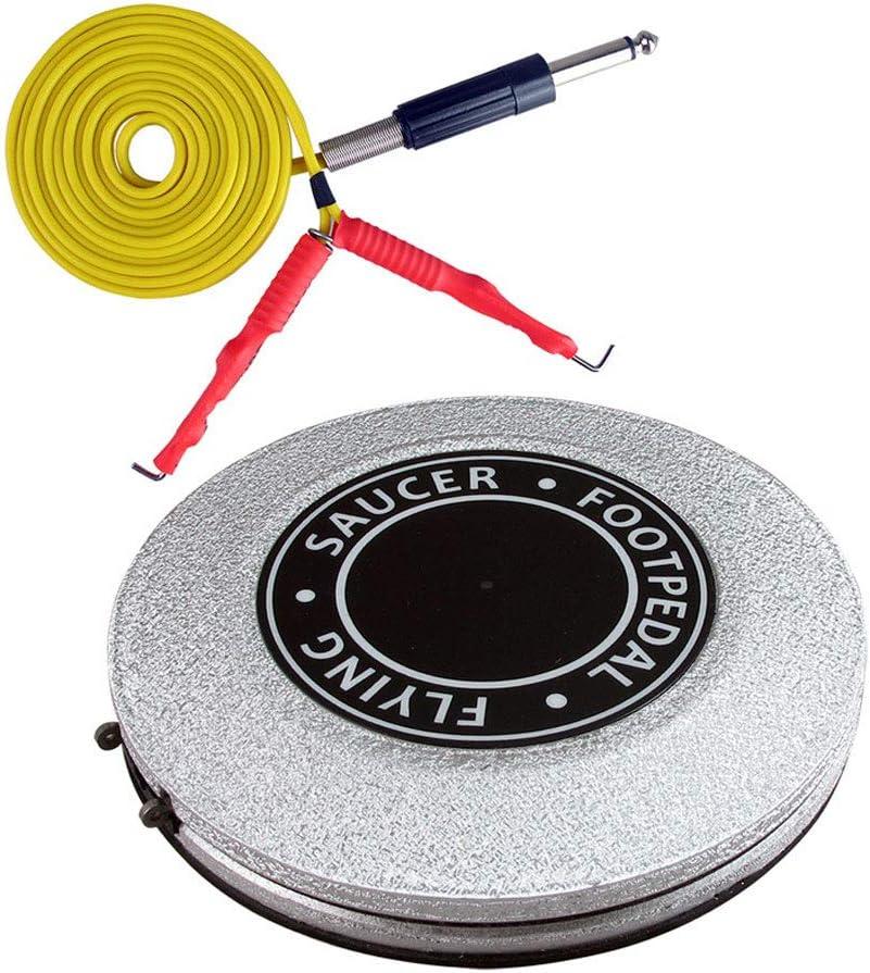 IHIGGG タトゥー スペシャル アルミ合金 ペダル ゴールドとシルバー 2色 機器用品 アクセサリー プラグ 64668 P216-4 銀