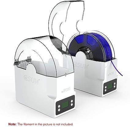 Aibecy eSUN eBOX 3D imprime el soporte de almacenamiento del ...