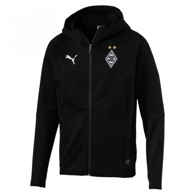 Puma Herren Bmg Casuals Hoody Without Sponsor Logo Jacke