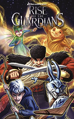 Rise of the Guardians (with panel zoom) (DreamWorks Graphic Novels) Zoom Type