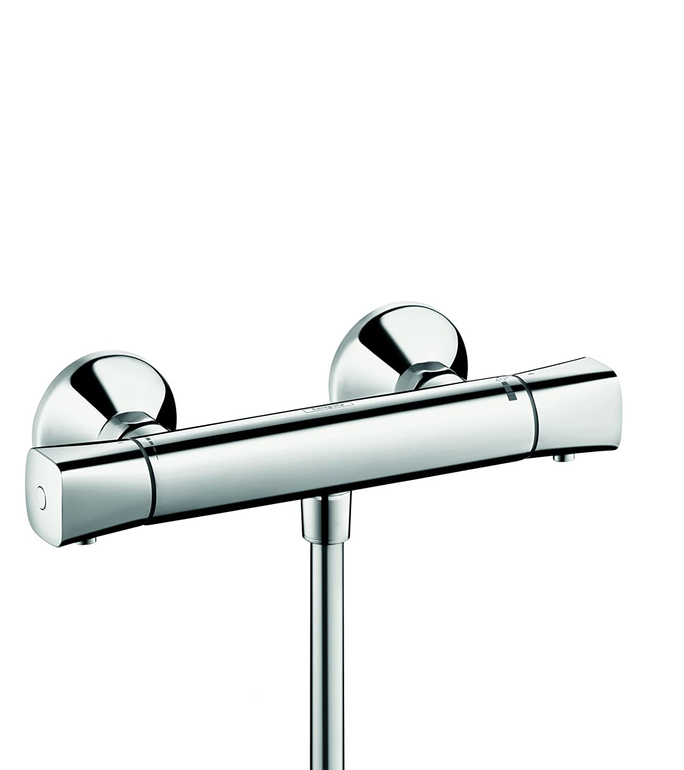 hansgrohe Ecostat Universal thermostatic bath and shower mixer, chrome 13123000