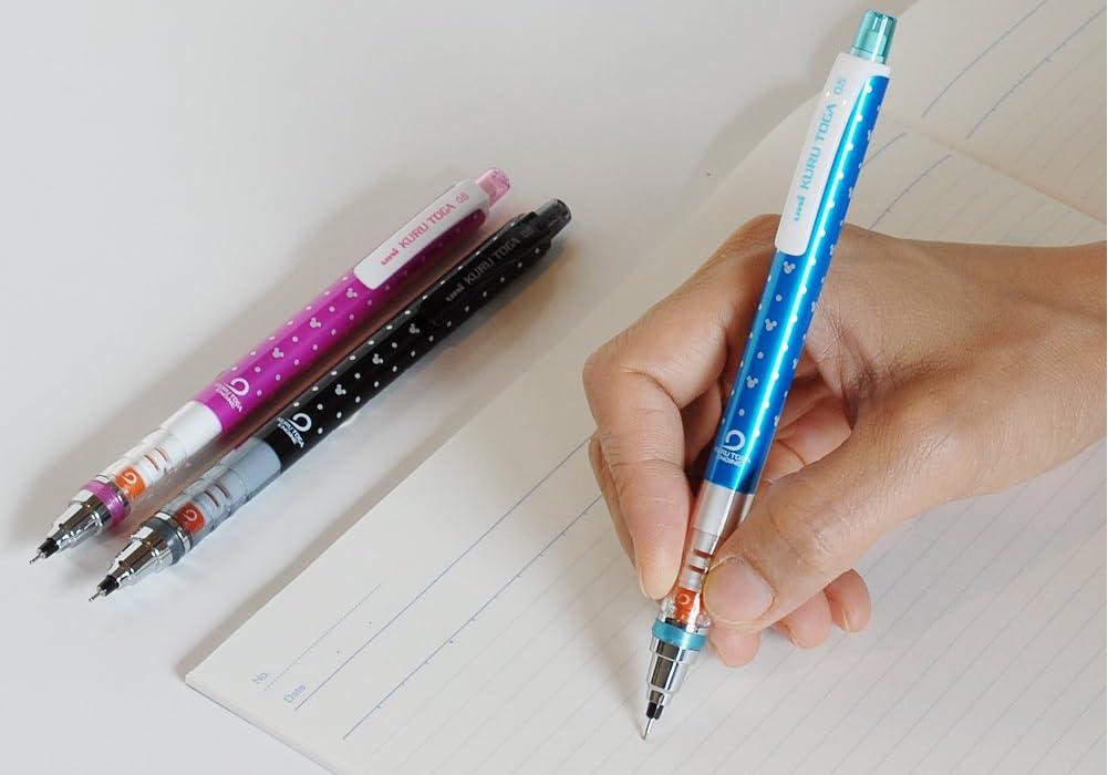 三菱鉛筆 シャープペン クルトガ ディズニー 0.5 ピンク M5650DS1P.13