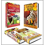 Clean Eating: BOX SET 4 IN 1    The Complete Extensive Guide On Clean Eating + Dieting + Superfood Benefits #5 (Clean Eating, Intermittent Fasting, Smoothies, Superfoods, Spice Mixes, Paleo)