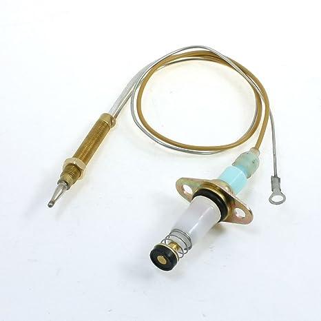 Compra DealMux 38cm de Largo Gas Fuego termopar único Pin para Estufa Fogón de Gas en Amazon.es