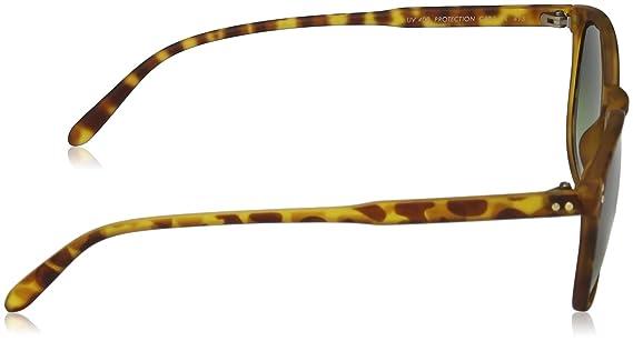 MSTRDS Jungen Sonnenbrille Arthur Youth, Schwarz (Black/Green 5182), One size (Herstellergröße: one size)
