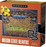 Dowdle Folk Art Oregon State Beavers Puzzle (500 Piece)