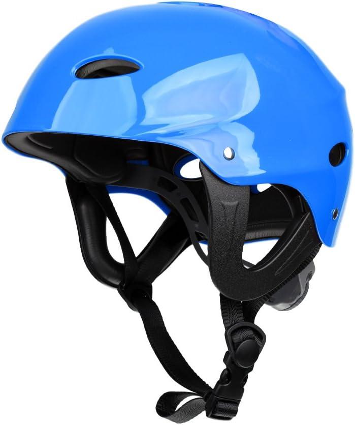 monkeyjack Sicherheit Schutz Wasser Sports Wakeboard Helm Kajak Kite Surfen Ski Jet Ski Stand Up paddleboarding Displayschutzfolie Hat Hard Cap/ /verschiedene Farbe