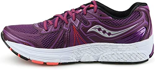 Saucony Omni 13 Women purple/coral UK 6,0/EU 39,0: Amazon.es ...