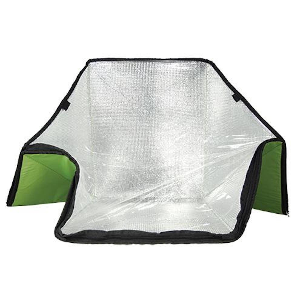 Portable Solar Oven - Camping Accesories - Camping Oven (heats up to 285 degrees F ) by J-Solar