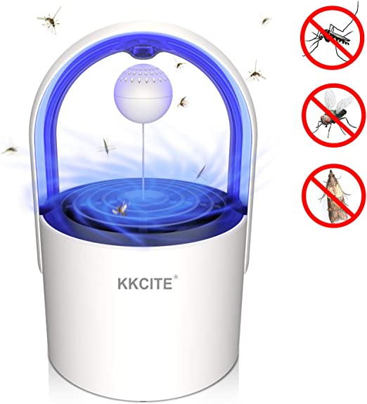 Electric Mosquito Bug Zapper Plug in Indoor Mosquito Trap for Home Office Bivan UV Mosquito Killer Lamp Kitchens Mini Pest Repellent for Flies//Mosquitoes//Moths 2 pack 0.8W Fly Zapper