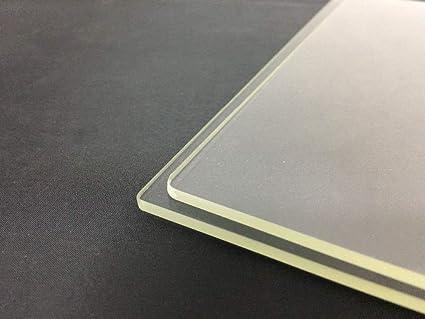 3D Printer - 3d Printer Borosilicate Build Glass 150 x 150 x 3 mm